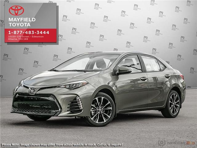 2019 Toyota Corolla SE Upgrade Package (Stk: 190271) in Edmonton - Image 1 of 24