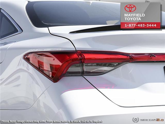 2019 Toyota Avalon Limited (Stk: 190033) in Edmonton - Image 11 of 24