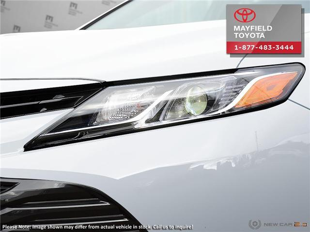 2018 Toyota Camry LE (Stk: 180263) in Edmonton - Image 10 of 23