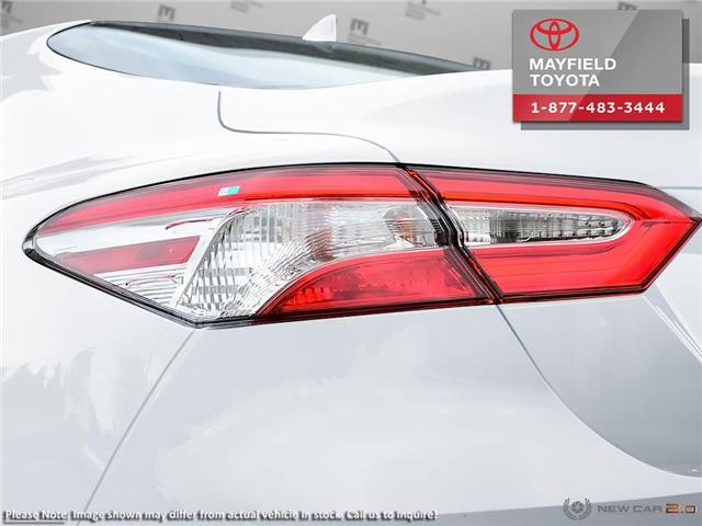 2018 Toyota Camry LE (Stk: 180263) in Edmonton - Image 11 of 23