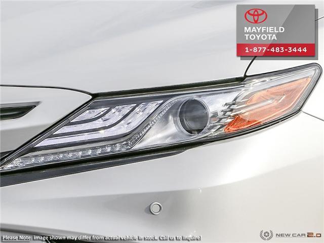 2018 Toyota Camry XSE (Stk: 1862221) in Edmonton - Image 10 of 24