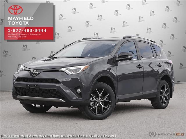 2018 Toyota RAV4 SE (Stk: 180176) in Edmonton - Image 1 of 22