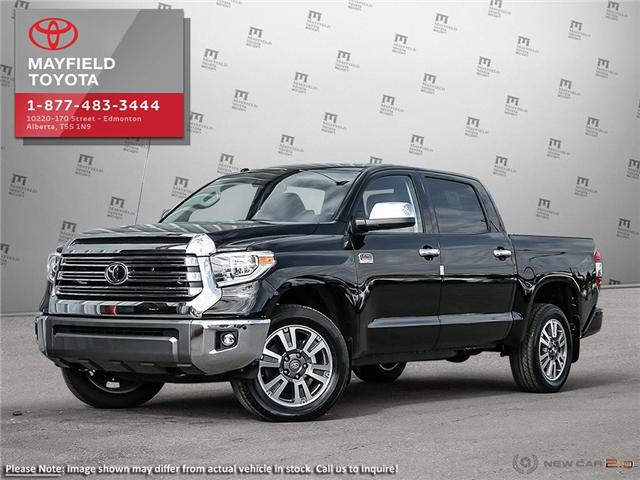 2019 Toyota Tundra 1794 Edition Package (Stk: 190352) in Edmonton - Image 1 of 23