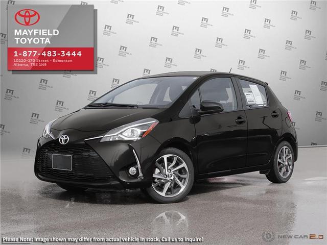 2018 Toyota Yaris SE (Stk: 1802782) in Edmonton - Image 1 of 24