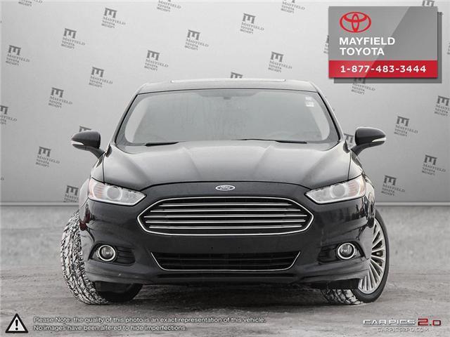 2016 Ford Fusion Titanium (Stk: 184269) in Edmonton - Image 2 of 22