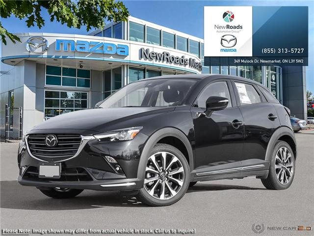 2019 Mazda CX-3 GT (Stk: 40738) in Newmarket - Image 1 of 23