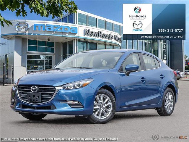 2018 Mazda Mazda3 GS (Stk: 40736) in Newmarket - Image 1 of 23