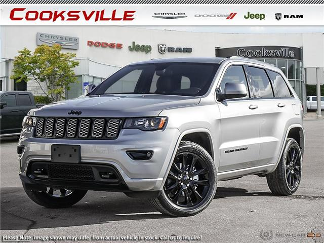 2019 Jeep Grand Cherokee Laredo (Stk: KC547943) in Mississauga - Image 1 of 24