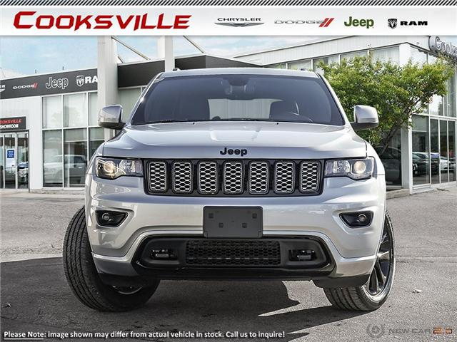2019 Jeep Grand Cherokee Laredo (Stk: KC547943) in Mississauga - Image 2 of 24