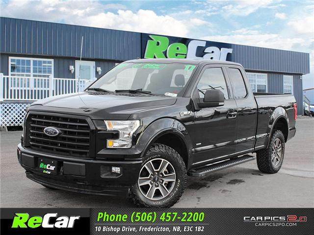 2017 Ford F-150 XLT (Stk: 181332A) in Fredericton - Image 1 of 25