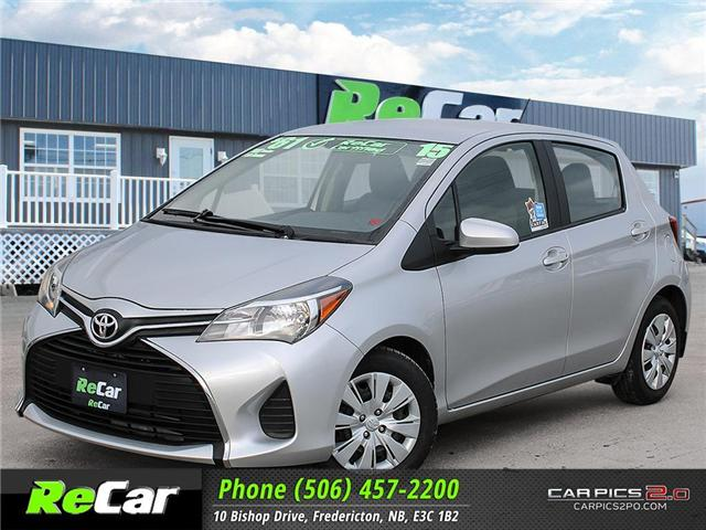 2015 Toyota Yaris LE (Stk: 181292A) in Fredericton - Image 1 of 23