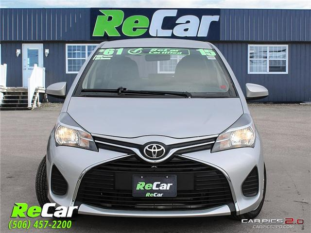 2015 Toyota Yaris LE (Stk: 181292A) in Fredericton - Image 2 of 23