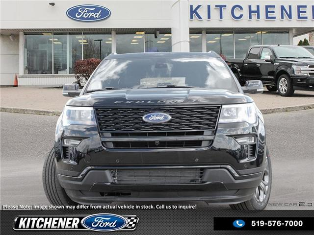 2018 Ford Explorer Sport (Stk: 8P9450) in Kitchener - Image 2 of 25