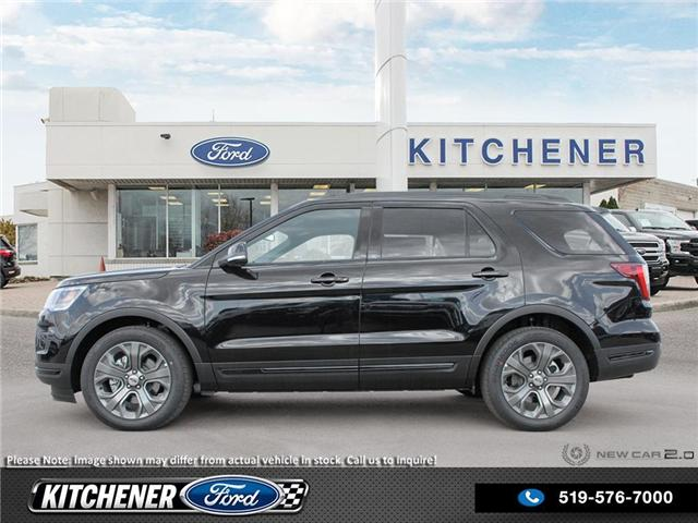 2018 Ford Explorer Sport (Stk: 8P9450) in Kitchener - Image 3 of 25