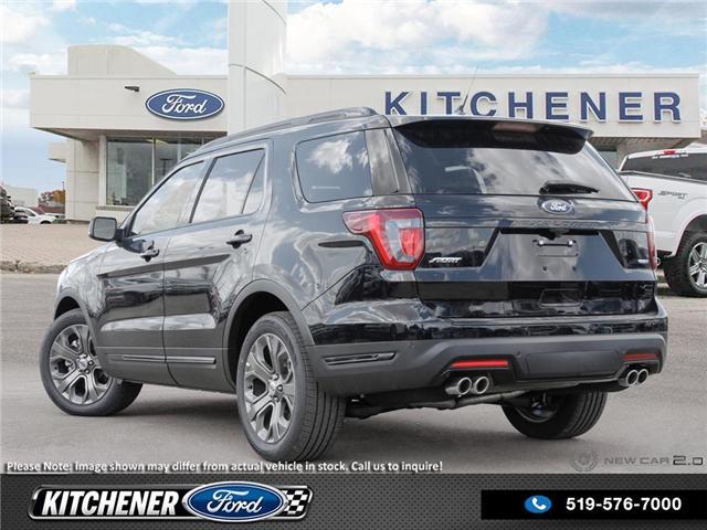 2018 Ford Explorer Sport (Stk: 8P9450) in Kitchener - Image 4 of 25