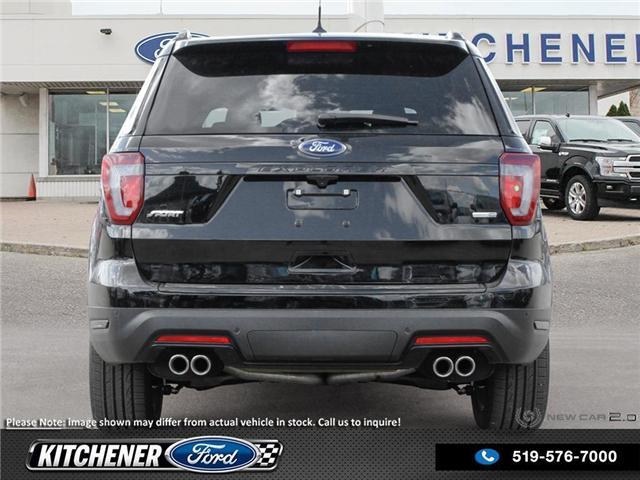 2018 Ford Explorer Sport (Stk: 8P9450) in Kitchener - Image 5 of 25