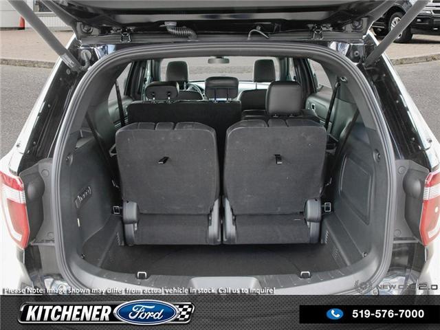 2018 Ford Explorer Sport (Stk: 8P9450) in Kitchener - Image 7 of 25