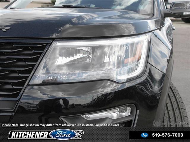 2018 Ford Explorer Sport (Stk: 8P9450) in Kitchener - Image 10 of 25