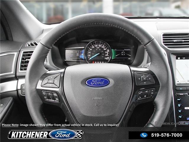 2018 Ford Explorer Sport (Stk: 8P9450) in Kitchener - Image 13 of 25