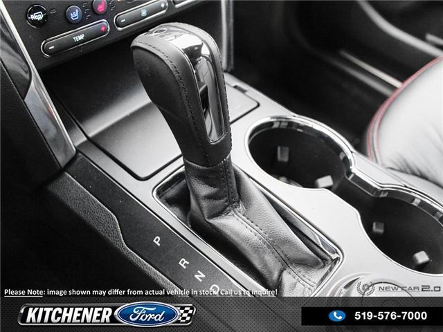 2018 Ford Explorer Sport (Stk: 8P9450) in Kitchener - Image 17 of 25