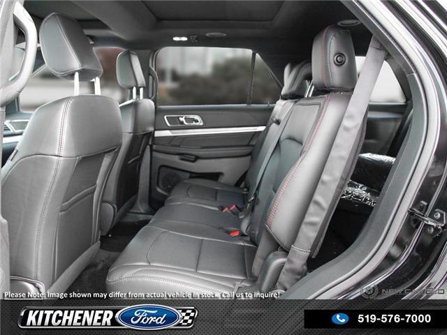 2018 Ford Explorer Sport (Stk: 8P9450) in Kitchener - Image 21 of 25