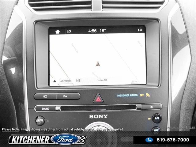 2018 Ford Explorer Sport (Stk: 8P9450) in Kitchener - Image 23 of 25
