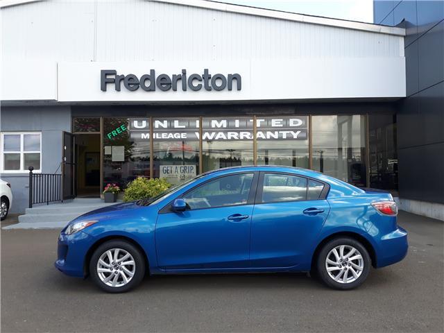 2013 Mazda Mazda3 GS-SKY (Stk: R24) in Fredericton - Image 3 of 11