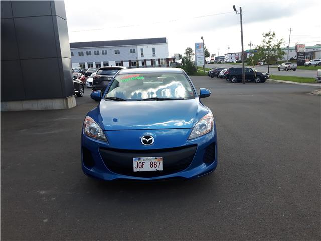 2013 Mazda Mazda3 GS-SKY (Stk: R24) in Fredericton - Image 7 of 11