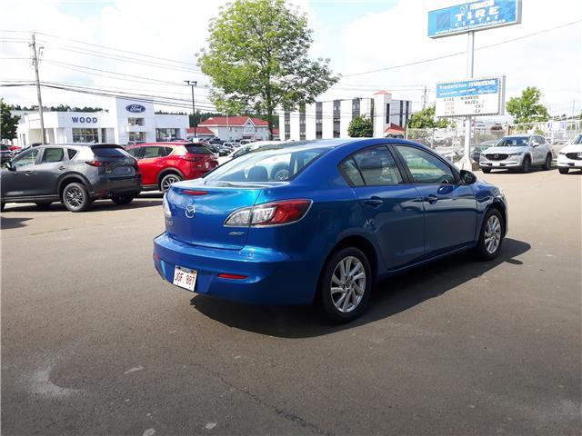 2013 Mazda Mazda3 GS-SKY (Stk: R24) in Fredericton - Image 5 of 11
