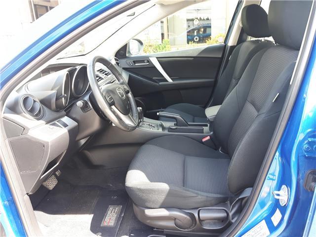 2013 Mazda Mazda3 GS-SKY (Stk: R24) in Fredericton - Image 10 of 11