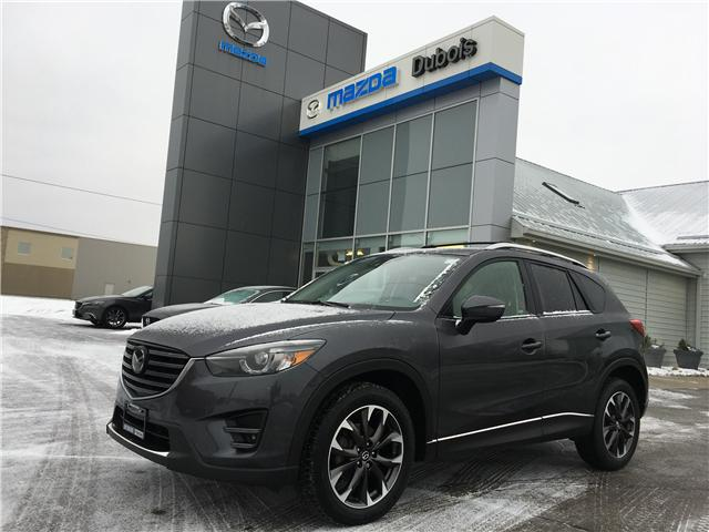 2016 Mazda CX-5 GT (Stk: UT303) in Woodstock - Image 1 of 26