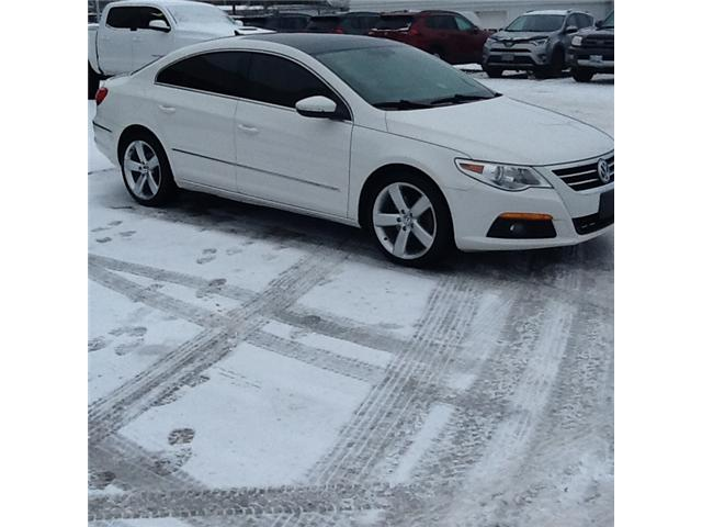2010 Volkswagen Passat CC Highline (Stk: 19115a) in Owen Sound - Image 1 of 6