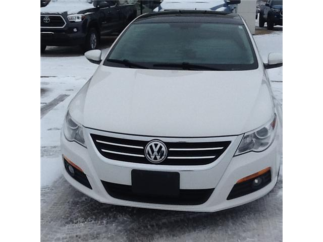 2010 Volkswagen Passat CC Highline (Stk: 19115a) in Owen Sound - Image 2 of 6