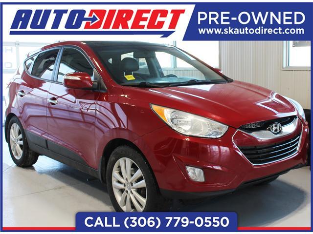 2012 Hyundai Tucson Limited (Stk: BB201065A) in Regina - Image 1 of 20