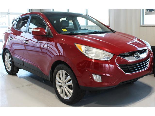 2012 Hyundai Tucson Limited (Stk: BB201065A) in Regina - Image 2 of 20