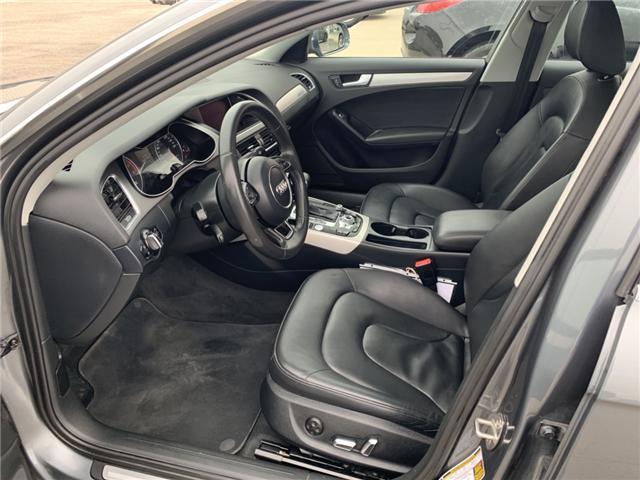 2015 Audi A4 2.0T Progressiv plus (Stk: FN007521) in Sarnia - Image 10 of 24