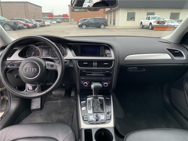 2015 Audi A4 2.0T Progressiv plus (Stk: FN007521) in Sarnia - Image 13 of 24