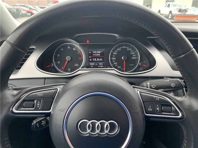 2015 Audi A4 2.0T Progressiv plus (Stk: FN007521) in Sarnia - Image 16 of 24