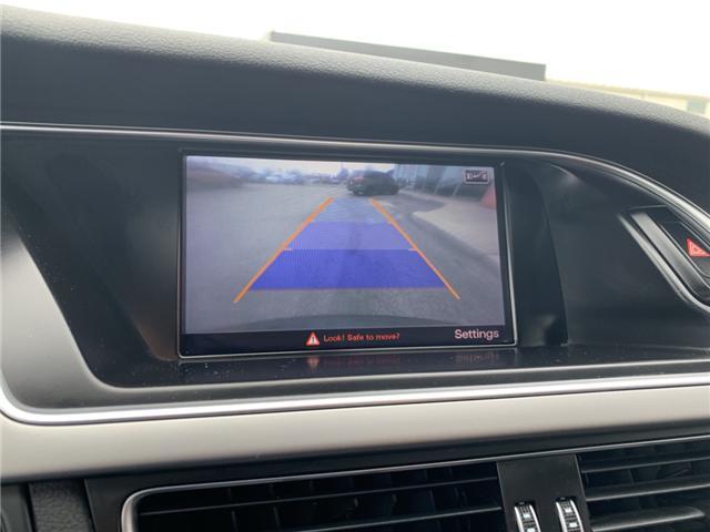 2015 Audi A4 2.0T Progressiv plus (Stk: FN007521) in Sarnia - Image 19 of 24