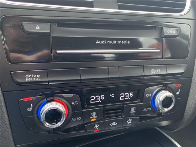 2015 Audi A4 2.0T Progressiv plus (Stk: FN007521) in Sarnia - Image 20 of 24
