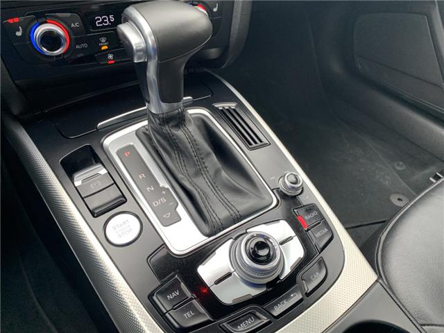 2015 Audi A4 2.0T Progressiv plus (Stk: FN007521) in Sarnia - Image 21 of 24