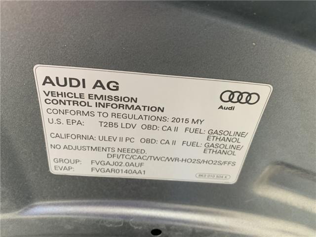 2015 Audi A4 2.0T Progressiv plus (Stk: FN007521) in Sarnia - Image 24 of 24