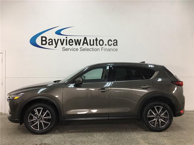 2018 Mazda CX-5 GT (Stk: 34004EW) in Belleville - Image 1 of 30