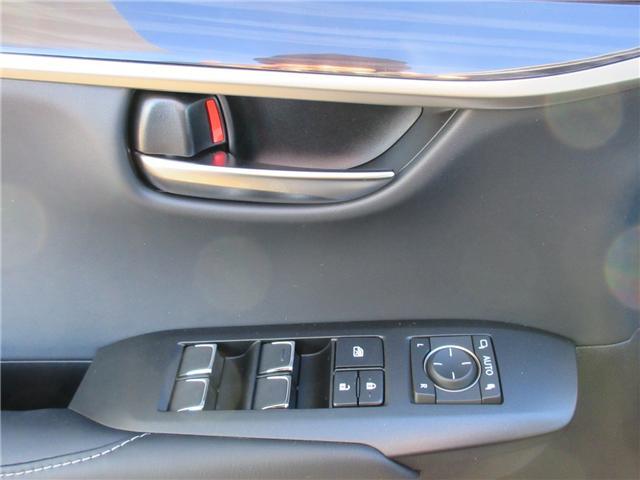 2019 Lexus NX 300 Base (Stk: 199049) in Regina - Image 17 of 39