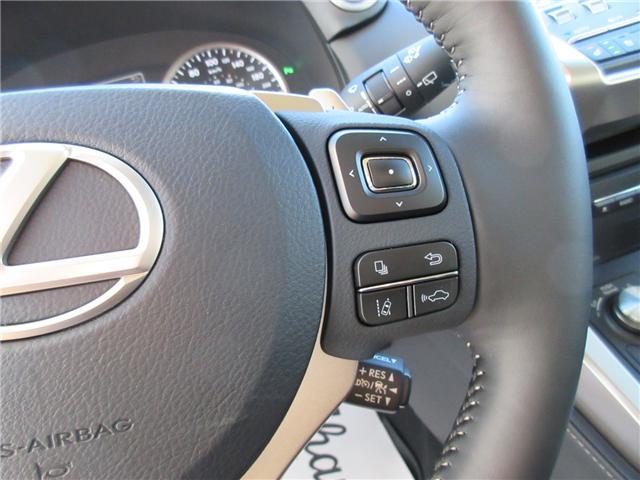 2019 Lexus NX 300 Base (Stk: 199049) in Regina - Image 21 of 39