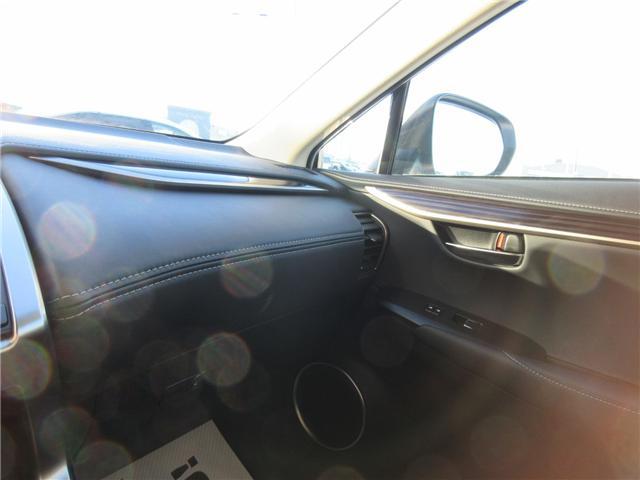 2019 Lexus NX 300 Base (Stk: 199049) in Regina - Image 27 of 39