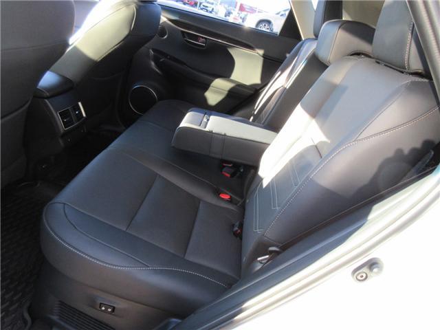 2019 Lexus NX 300 Base (Stk: 199049) in Regina - Image 33 of 39