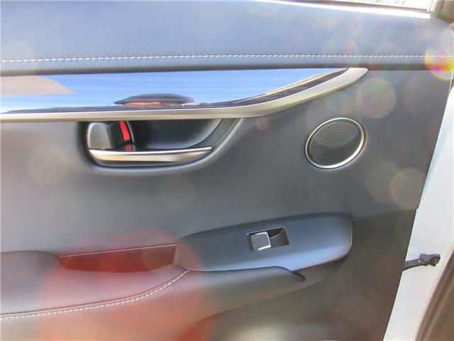 2019 Lexus NX 300 Base (Stk: 199049) in Regina - Image 34 of 39