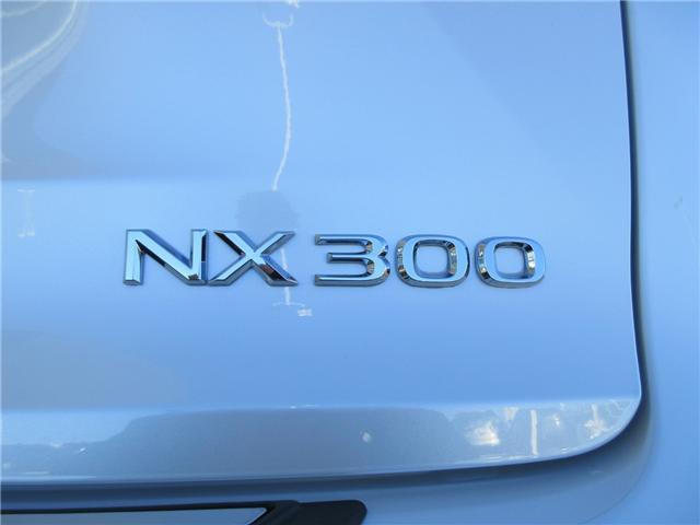 2019 Lexus NX 300 Base (Stk: 199049) in Regina - Image 36 of 39