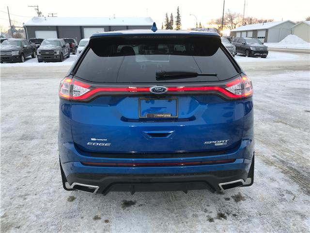 2018 Ford Edge Sport (Stk: 8118) in Wilkie - Image 22 of 25